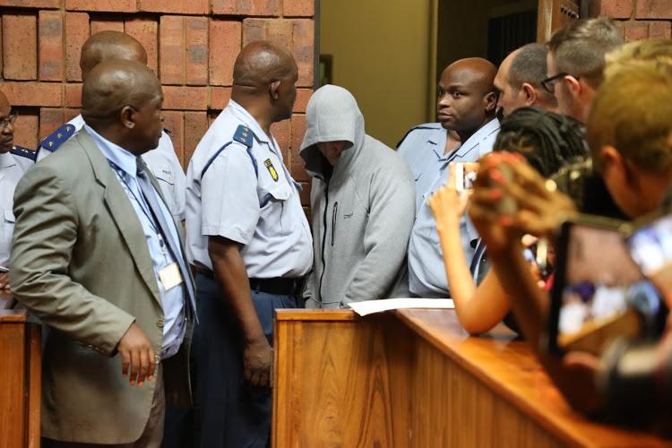 Dros rape trial