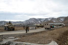 30 Afghan security personnel killed