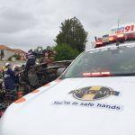 Three injured in Fourways crash5