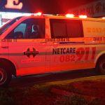 Three injured in Krugersdorp crash