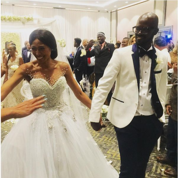 EnhleMbali and Black Coffee