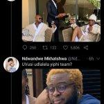 Somizi Mhlongo mogwete