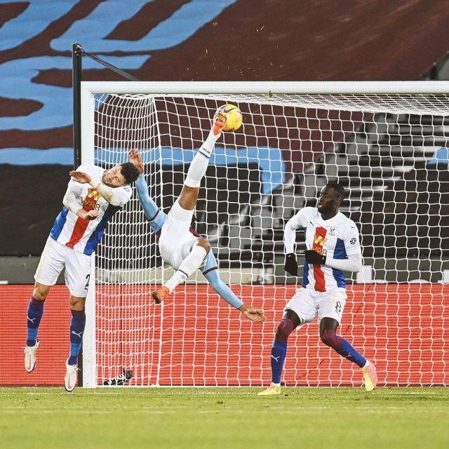 West Ham Sebastien Haller