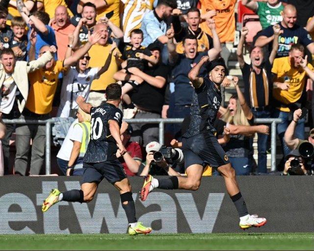 Southampton 0 - 1 Wolves