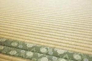 昔ながらの畳もデザインや素材が発展