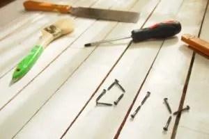 3.畳からフローリングへのリフォーム~DIYでする場合