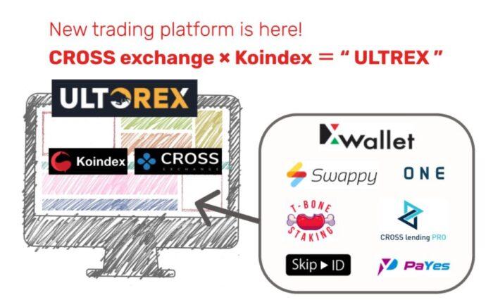 CrossExchangeのRebornの内容を詳しく説明します。