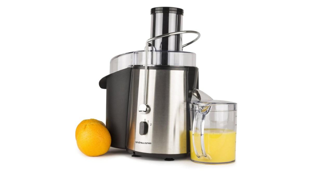 KENWOOD Juice Extractor - 850W - Silver