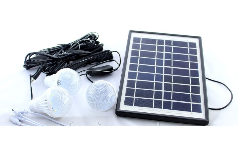 GDLITE 8006 A Solar Lighting System