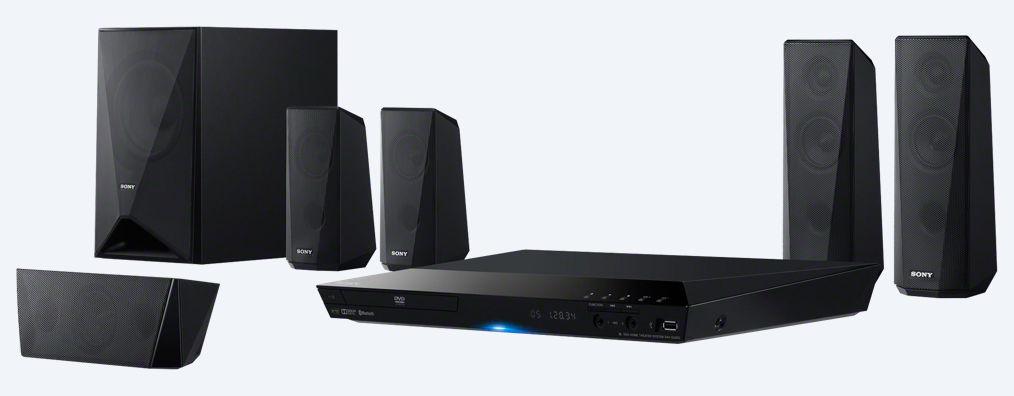 Sony DAV-DZ350 - 5.1Ch DVD Home Theater- 1000W