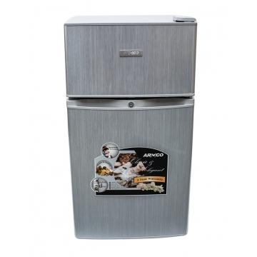 ARMCO ARF-D138(S) - 6.0 CuFt - Double Door Refrigerator - 170L
