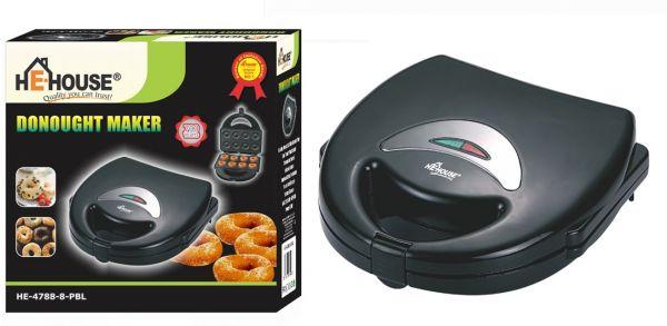 HE-HOUSE 8 Pieces Donut / Doughnut maker