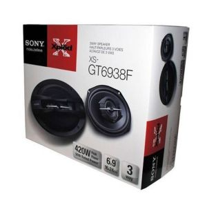 3 way sony speakers