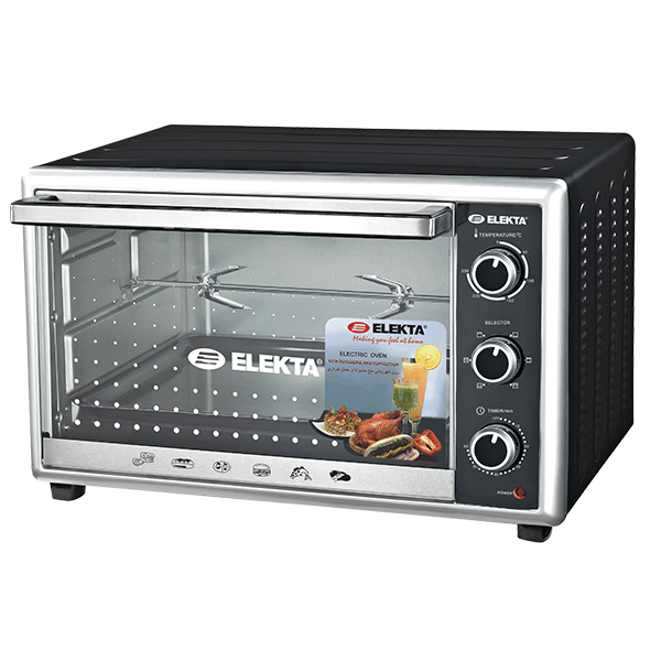 60L Electric Oven with Rotisserie and Convection