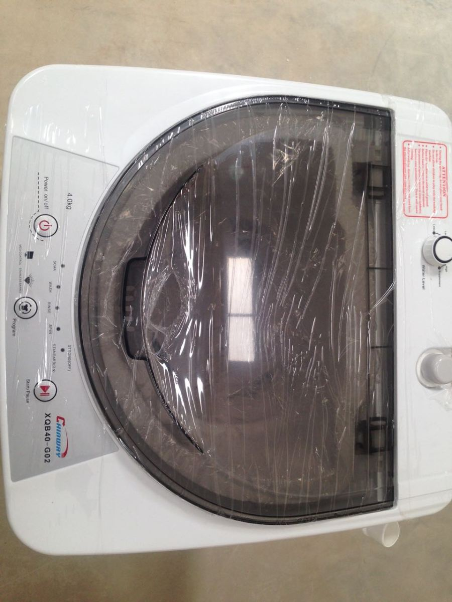 Chinway XQB40-G02 - Automatic Washing Machine - 4KG - White
