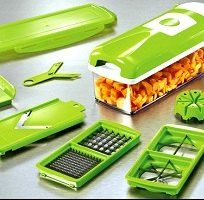 12 pieces Nicer and Dicer
