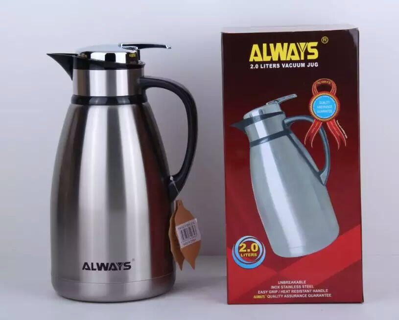 Stainless Steel Thermo Flask 3Litres
