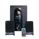 Vitron 8800 Watts 2.1CH Subwoofer ,FM Radio,USB,SD Card Slot
