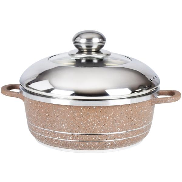 10 Pcs Granite Cookware Set WJS Original