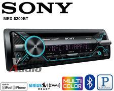 Sony car radio