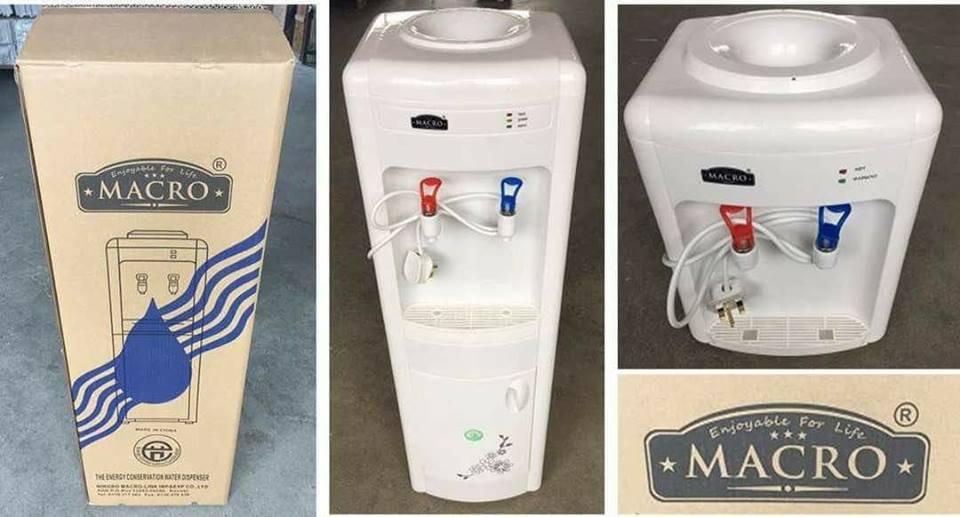 Macro Hot and Normal water Dispenser