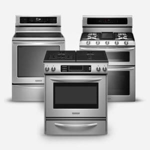 We provide all of the common stove & electric oven repair service and oven troubleshooting.
