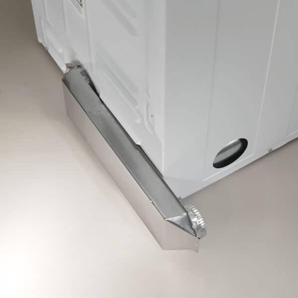Dryer side vent
