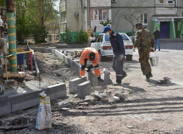 В Астрахани планируют отремонтировать 28 дворов в этом ...