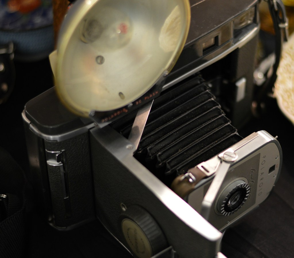 This shot is one of my favourites. This vintage camera was very heavy to pick up but in great shape.
