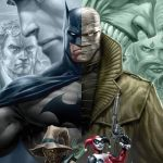 Batman Hush Batman Poison Ivy Harley Quiin