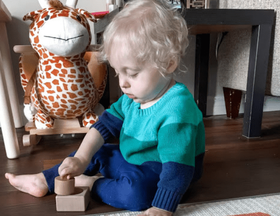 Montessori Inspired Holiday Gift Guide: 0 – 12 months