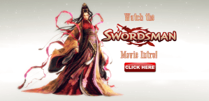 Free to play MMO Swordsman - Movie Intro