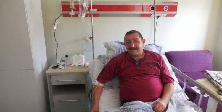 Başkan Vidinlioğlu tedavi altına alındı