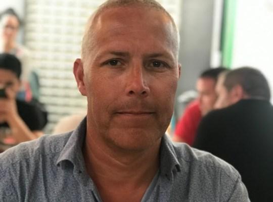 Anders Digné, ny rektor på Kastellskolan