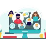 Välbesökt första digitalt medlemsmöte