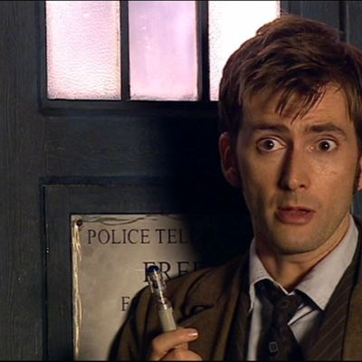 Tenth Doctor Who David Tennant