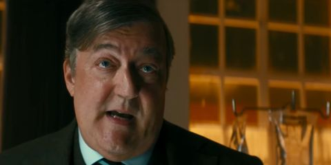 Stephen Fry guests in Doctor Who Series 12