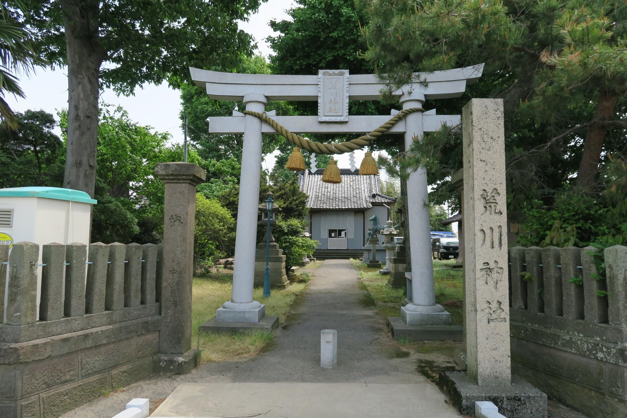 平成27年 5月15日荒川神社 01