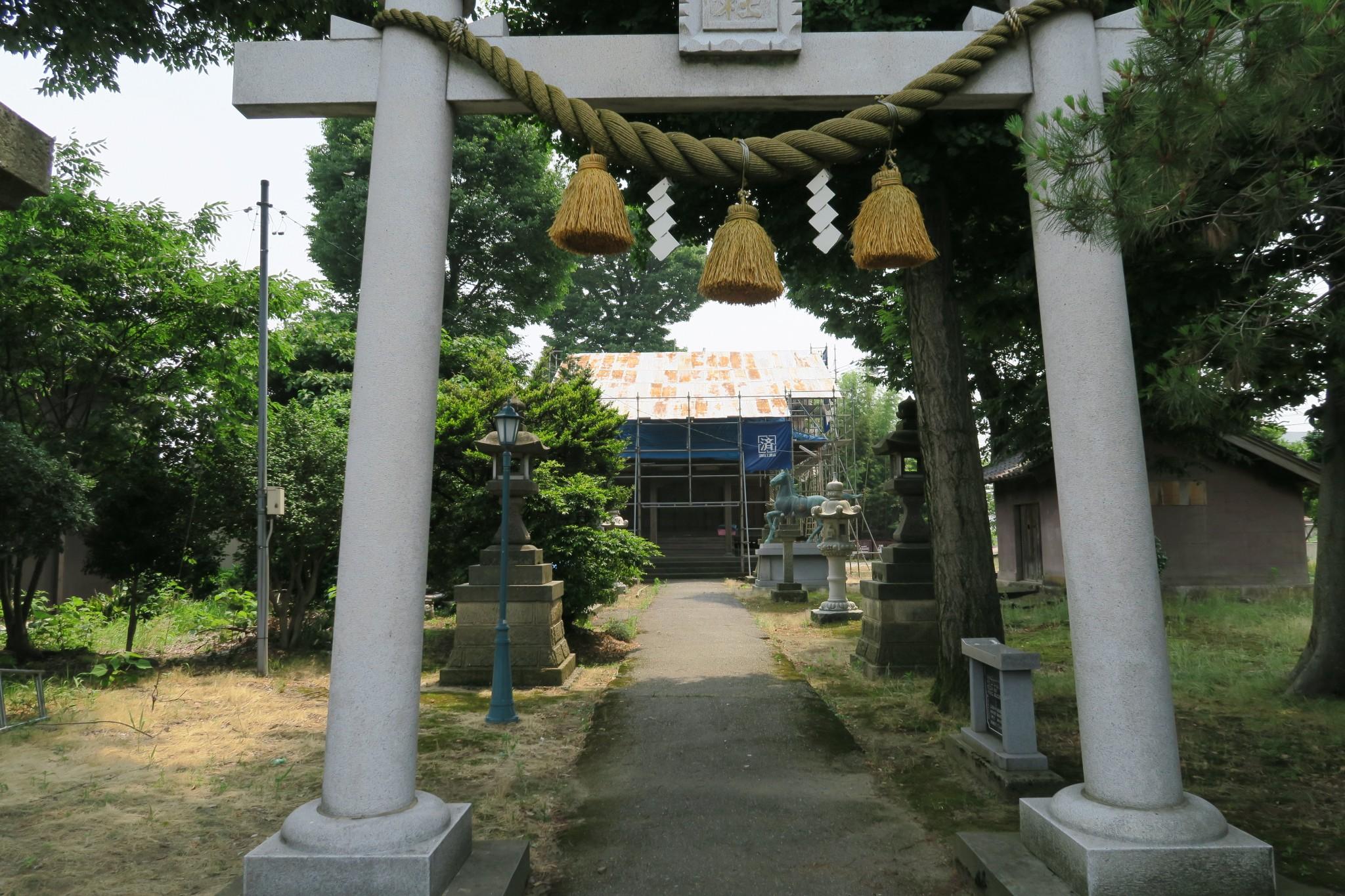 荒川神社 平成27年6月15日 01
