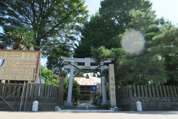 平成27年9月15日 荒川神社 20