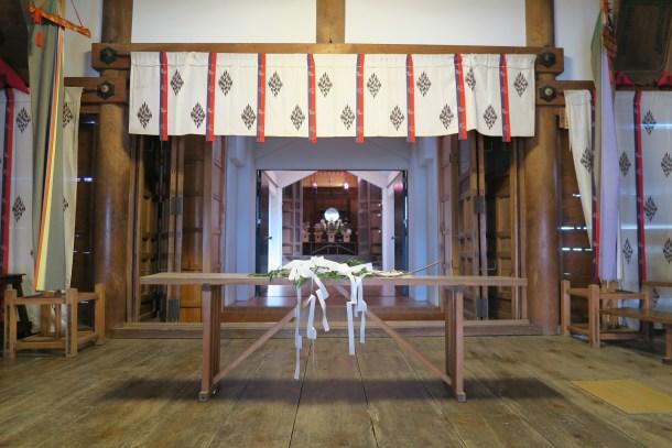 平成27年 高皇産霊神社新嘗祭