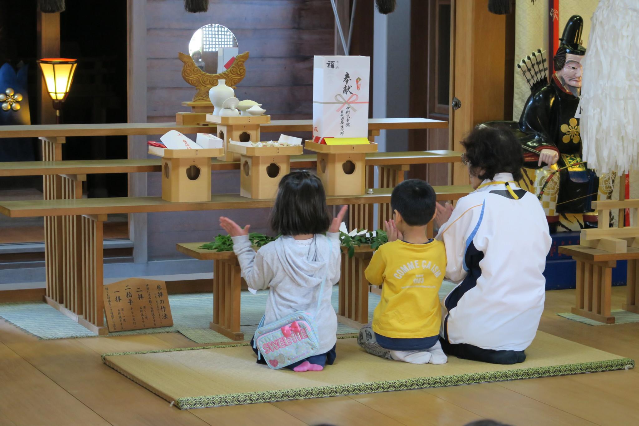 平成31年_児童安全祈願祭
