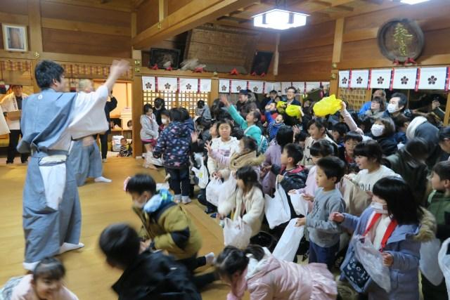 令和2年_春日神社_節分祭の様子_1