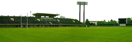 画像:球技場フィールド
