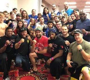 Kalamazoo Muay Thai team, 2018 Muay Thai TBA Classic