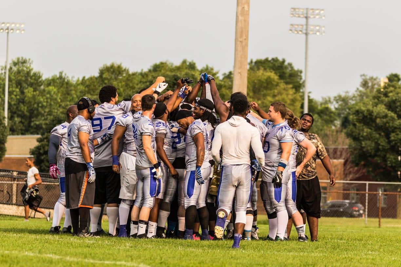 Kalamazoo Titans Semi Pro Football Team | KAT Strength ...