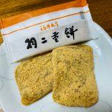柔らかくてあまーいきなこ餅!福井名産の羽二重餅がとにかく美味しい!