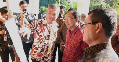 Gubernur Koster: PLTS Atap Menggunakan Enerji Terbarukan Sejalan dengan Kebijakan Pemprov Bali
