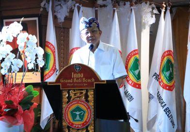 Gubernur Koster Dukung Upaya PPNI Wujudkan Pelayanan Kesehatan Hingga ke Desa