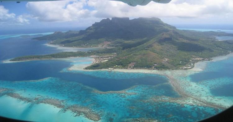 蜜月旅行到太平洋上的明珠 | Bora Bora 練習曲